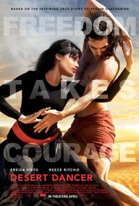 Desert Dancer poster art