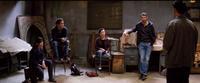 "Frieda Pinto as Elaheh, Reese Ritchie as Afshin, Marama Corlett as Mona and Tom Cullen as Ardi in ""Desert Dancer."""