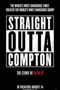 Straight Outta Compton poster