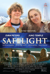 Safelight poster art