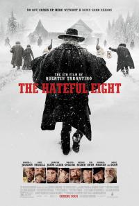 The Hateful Eight poster art