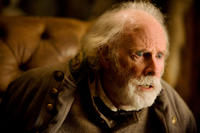 Bruce Dern as Confederate General Sanford Smithers in