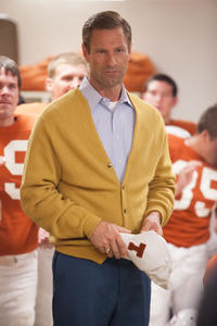 Aaron Eckhart as Darrell Royal in