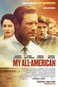 My All American poster art