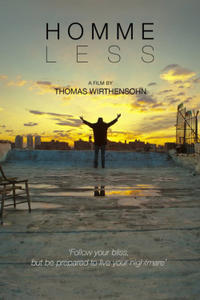 Homme Less poster