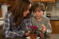 Brie Larson and Jacob Tremblay in