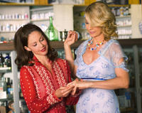 Ashley Judd and Jenna Elfman in