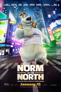 Norm of the North poster art