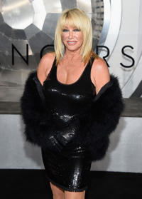 Suzanne Somers at the California premiere of