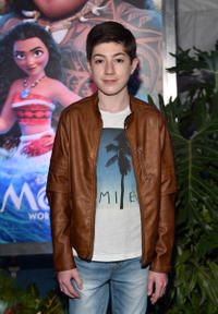 Mason Cook at the California premiere of