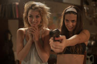 Ana de Armas as Bel and Lorenza Izzo as Genesis in