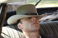 Tom Hiddleston as Hank Williams in
