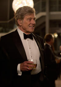 Robert Redford as Dan Rather in