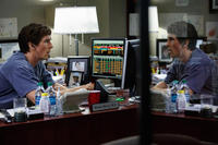 Christian Bale as Michael Burry in