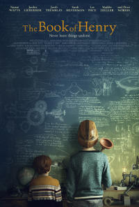 The Book of Henry poster art