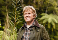 Robert Redford as Grace's father in