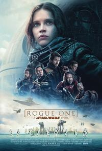 Rogue One: A Star Wars Story poster art