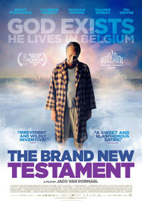 The Brand New Testament poster art