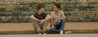 Josh Wiggins as Louis and Emma Fuhrmann as Rose in