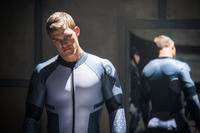 Alan Ritchson as Adam in