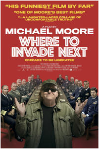 Where to Invade Next poster art