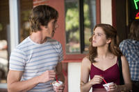 Blake Jenner as Jake and Zoey Deutch as Beverly in