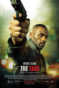 The Take poster art