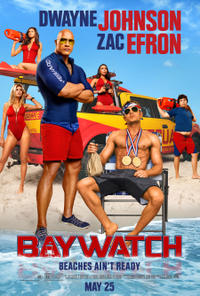 Baywatch poster art