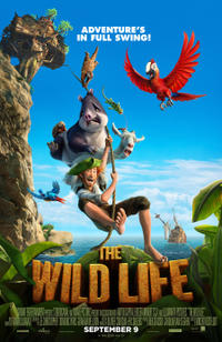 The Wild Life poster art