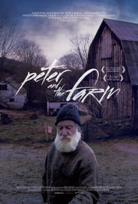 Peter and the Farm poster art