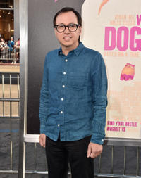 Stephen Chin at the California premiere of