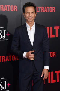Benjamin Bratt at the New York premiere of