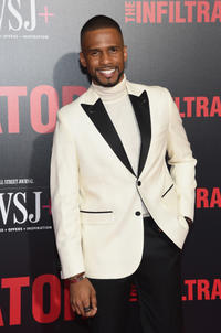 Eric West at the New York premiere of