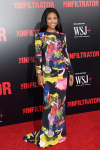 Tashiana Washington at the New York premiere of