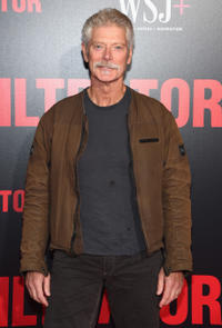Stephen Lang at the New York premiere of