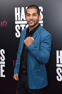 Sadam Ali at the New York premiere of