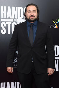 Jonathan Jakubowicz at the New York premiere of