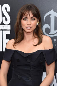 Ana de Armas at the New York premiere of