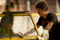 Camilla Belle as Gaby and Devon Werkheiser as Logan in