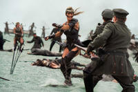 Robin Wright as Antiope in