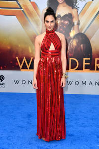 Check out the cast of the California premiere of 'Wonder Woman'