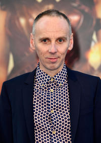 Ewen Bremner at the California premiere of