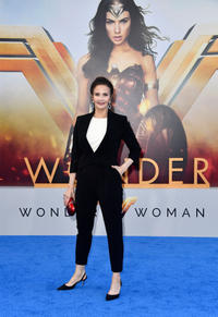 Lynda Carter at the California premiere of