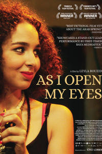 As I Open My Eyes poster