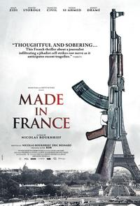 Made in France poster art
