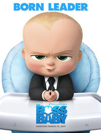 The Boss Baby poster art