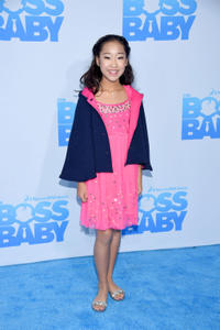 ViviAnn Yee at the New York premiere of