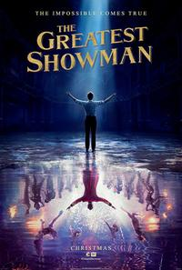 The Greatest Showman poster art