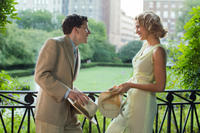 Jesse Eisenberg as Bobby and Blake Lively as Veronica in