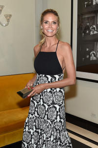 Heidi Klum at the New York premiere of